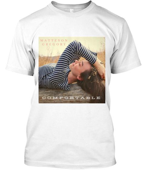 Comfortable single shirt front