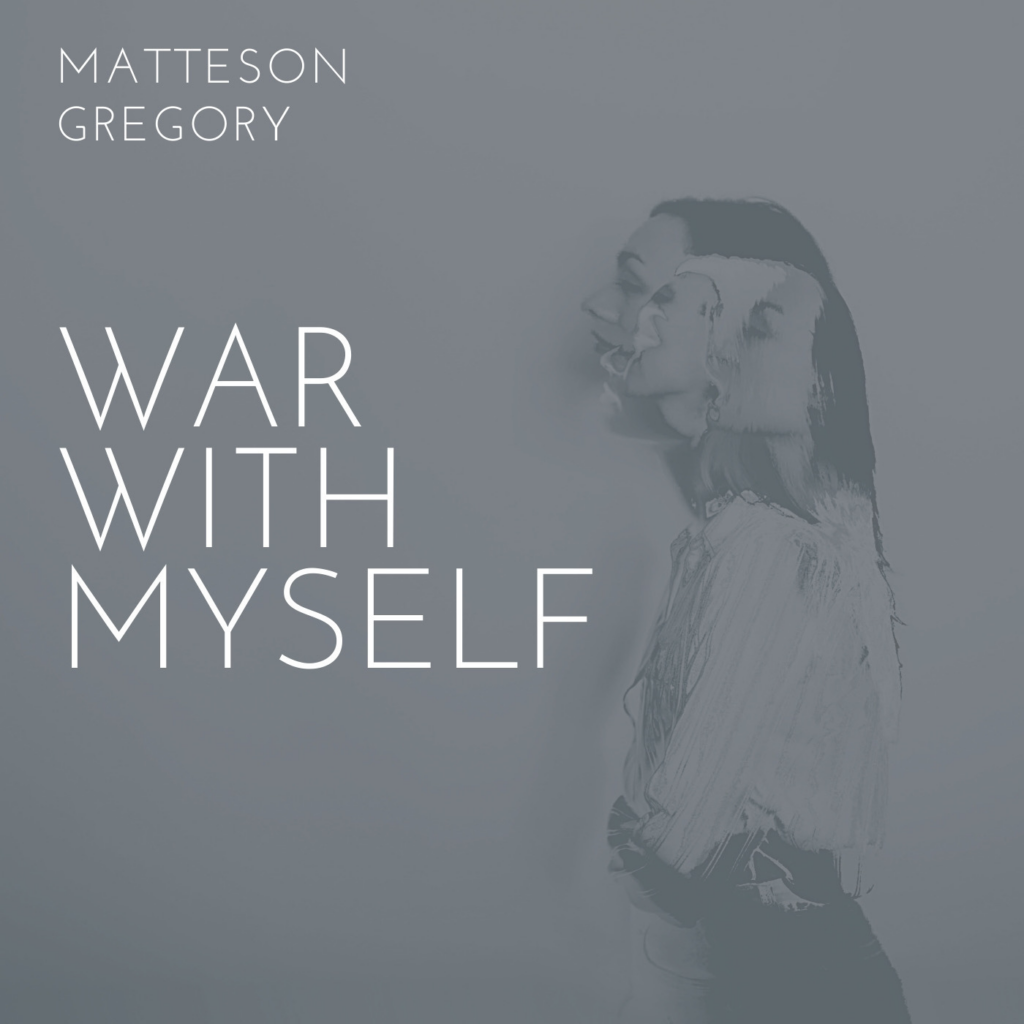 War With Myself Cover